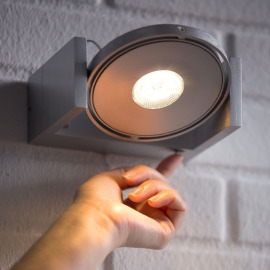 Philips MyLiving Particon Warmglow Spot 1-flammig