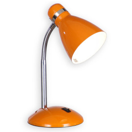 ESTO table lamp STUDIO orange