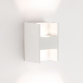 Philips myLiving wall light Metric white