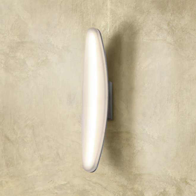 Mantra wall light HEMISFERIC 1L
