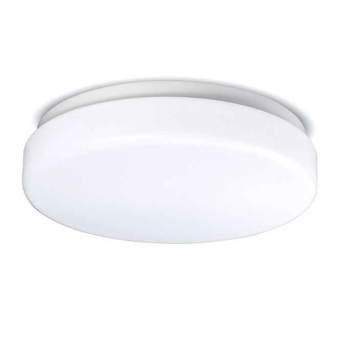 Lg oyster wall and ceiling light with detector 17w 830 ceiling lg oyster wall and ceiling light with detector 17w 830 mozeypictures Gallery