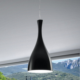 Ideal Lux OLIMPIA SP1 NERO pendant light
