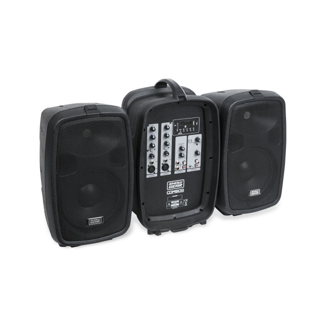 Showgear Combo 8 Portable Sound-System