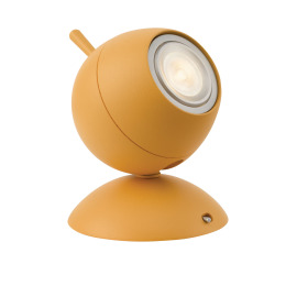 Lirio table lamp Retro Planet, orange