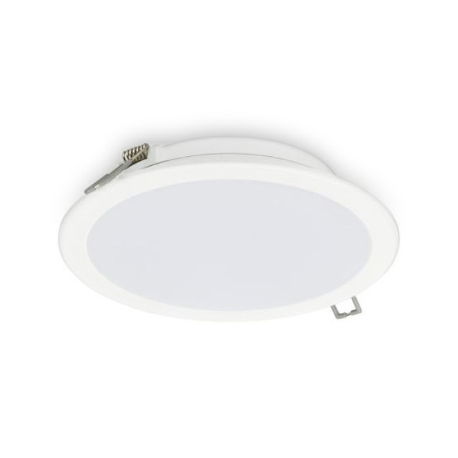 Philips LEDinaire LED-SlimDownlight DN065B 830 150mm weiß