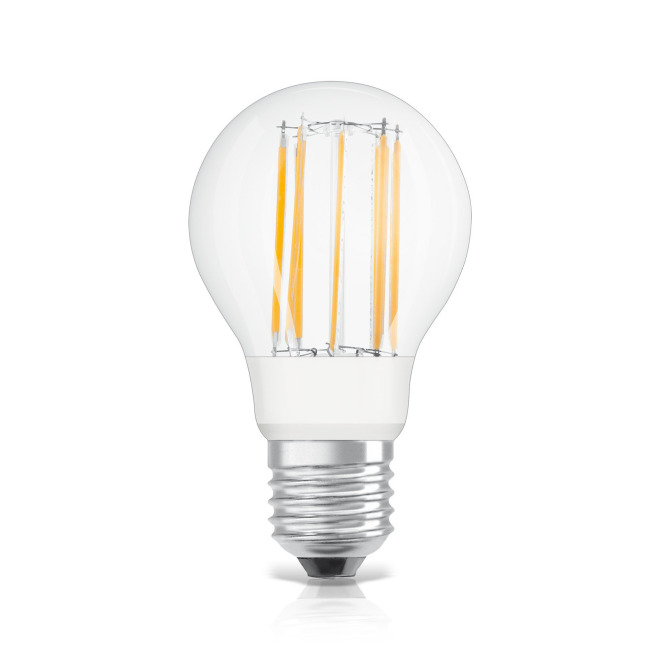 Osram LED SUPERSTAR FILAMENT klar DIM CLA 100 12W 827 E27