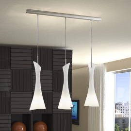 Mantra pendant light ZACK 3L LINE
