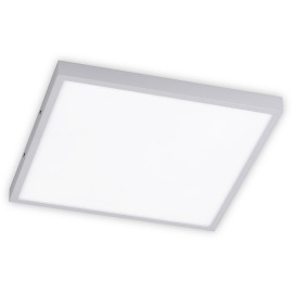 Honsel ceiling light Cassa, square small
