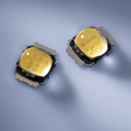 Nichia NS9W383 SMD-LED with PCB (10x10mm), 129lm, 5000K, CRI 80