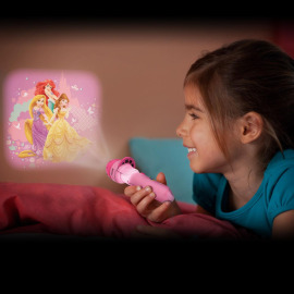 Philips Disney Princess Projektor-Taschenlampe